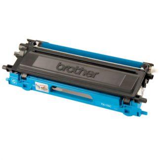 Brother TN-115C OEM Cyan Toner Cartridge