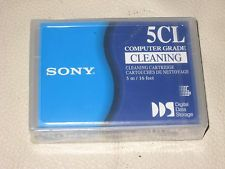Sony 4mm Cleaning Tape Cartridge 50 Cleanings 15m [for DDS and DAT 72